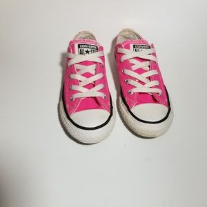 Converse Chuck Taylor All Star Low Sneakers Pink